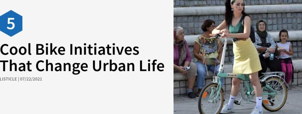 cool bike initiative
